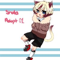 Shota Adopt Auction 1 CLOSED by Papaya-Yan