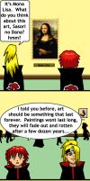 Akatsuki - Talk about Art by The-Blue-Wind