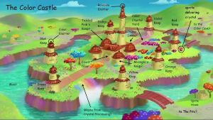 Annotated Color Castle by Penumbrus