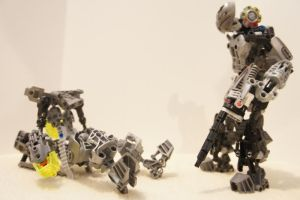 my selfmoc has two bodies. by ethan-k793