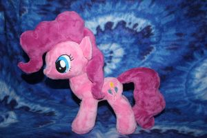 Pinkie Pie Plush by Revilynn
