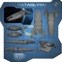 Cataclysm Class Battleship by DWCujo