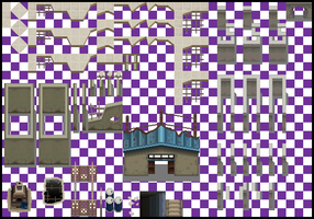 Dreamyard Tileset by UltimoSpriter