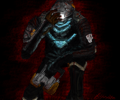 Dead Space : Issac Clarke by DissolveNeurotic