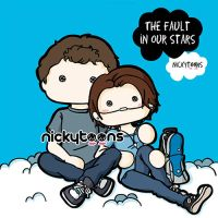 The Fault In Our Stars by NickyToons