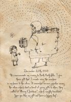 excerpt from Santa Journal 5 by rob-jr