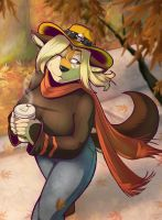 Autumn_Marrow by Scappo
