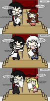 Ib -Behind the Scenes- (Touhou Style) by OllyTrinity1397
