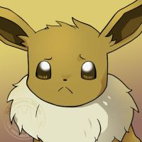 Eevee is concerned... by ManiacalMew