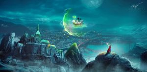 The Abduction - Magic of Melies by niyya00