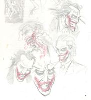 mitotez jam - joker sketches by mistermoster