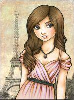 Paris Elegance by Jessica-Tanner