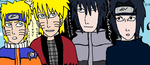 Naruto and Sasuke- What I will become? by Fran48