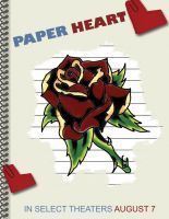 Paper Heart Contest Entry by LoveMetal666
