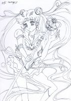 Sailor Moon 2 by Shaziry