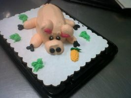Pig Critter by AingelCakes