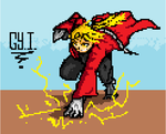 Edward Elric - FMA brotherhood - MSPaint by pityu101