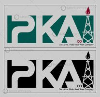PKA logo by masouddesign
