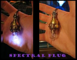 Spectral Plug by coffeeandshades