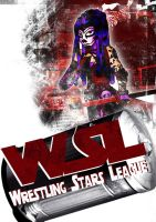 Wrestling Stars League xD by DaGreatVincE