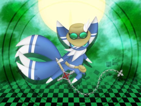 -Request- Joseph the Meowstic: Nocturne of Night by jot202