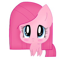 Art Trade - Pinkamena by Wisterya