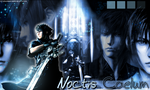 Feeling blue with out Noct. . by OmniaMohamedArt