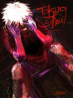 Tokyo ghoul by DemonG3