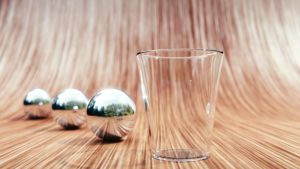 Glass and Spheres by aad345