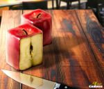 Apple cubes by hussain1