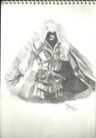 Ezio from Assassin's Creed 2 by JawadSparda