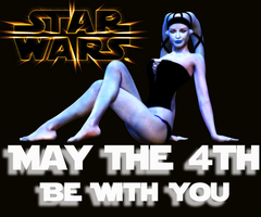 May the Fourth by Desi-Doll
