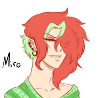 Miro Mint by AnnMartini