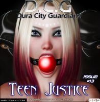Cover of Teen Justice Issue13 by B69comics