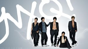 TVXQ Wallpaper by katharineFord