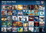 Game Aicon Pack 106 by HarryBana