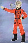 Space Dork - Finished by BritishMedic
