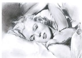 Marilyn Monroe by To94