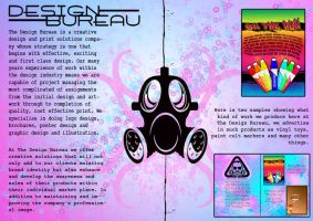 Double Page Spread Two by Icono-Graphic