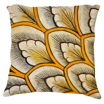 Printed Pillows by coppice