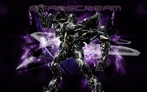 Transformers 2 Starscream 2 by CrossDominatriX5