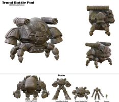 Trond Battle Pod by hauke3000
