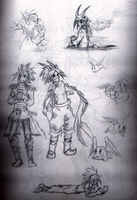 sketches of Cheo page 2 by the-Adventurer-0815