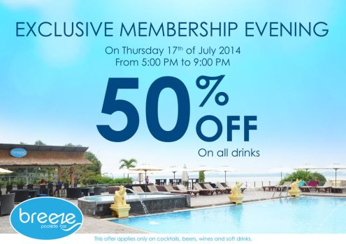 Exclusive Membership Evening by somsokal