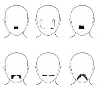 Facial hair, or, Why i don't by OddDot