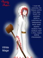 White Mage by Cherry-Chain