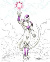 Frieza by -vassago-
