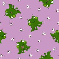 Frog-pattern by arihoma