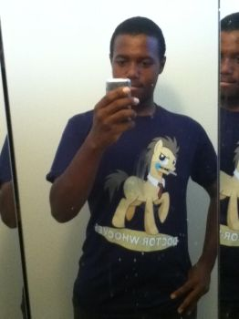 My First Pony T-Shirt!! YAY!! by Deonjr15
