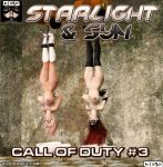 Starlight and Syn: Call of Duty #3 by B69comics